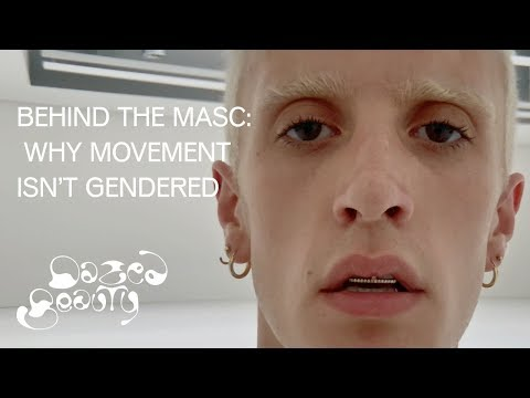 Move Like A Man: a short film by Bunny Kinney