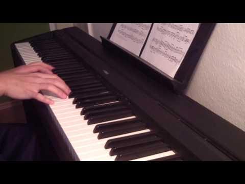 Ponyo -[Gake no Ue no Ponyo]- Piano cover