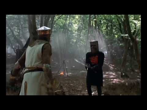 the infinity war trailer but its monty python