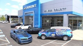 WILSON COUNTY MOTORS WELCOME TO OUR DEALERSHIP CHEVROLET GMC BUICK LEBANON,TN