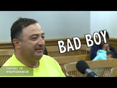 Caught in Providence: Bad Boy