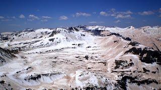NASA | Scientists Link Earlier Melting Of Snow To Dark Aerosols