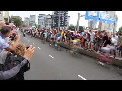 Tour de France 2015, Stage 2: Rotterdam, On the Sidelines