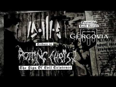 IDOLOS and Necron from GERGOVIA-The sign of evil existence (Rotting Christ cover) 2020