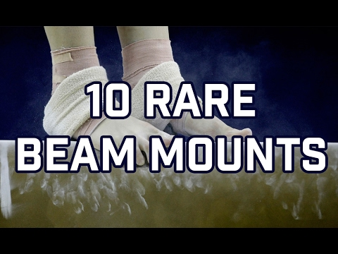 10 RARE BEAM MOUNTS