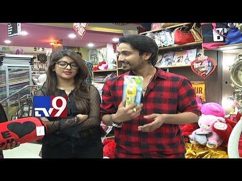 Raj Tarun and Anu on their definition of Love - TV9