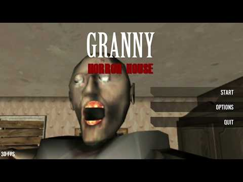 Free to Plague: Granny Horror House Review