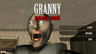 GBHBL Game Review: Granny Horror House (Mobile - Free to Play)