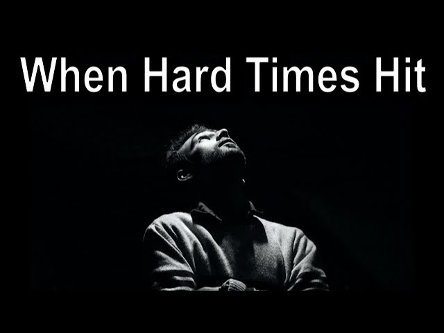 When Hard Times Hit - Ecclesiastes 7 - September 24th, 2020