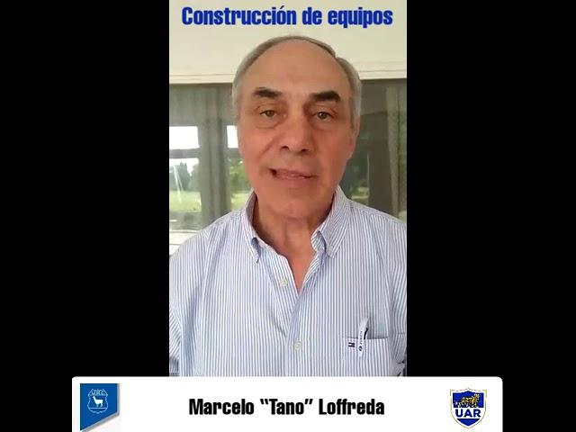 CONSTRUCCIÓN DE EQUIPO - Marcelo