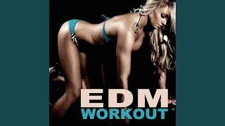 EDM Workout Music Mix (Continuous DJ Mix)