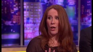 Catherine Tate on The Jonathan Ross Show 2016 Jan. 23