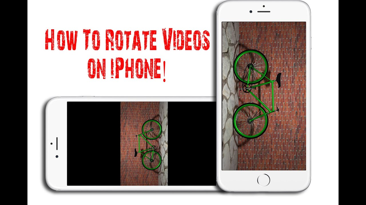 How to rotate iphone videos from portrait to landscape using how to rotate iphone videos from portrait to landscape using imovie ccuart Gallery