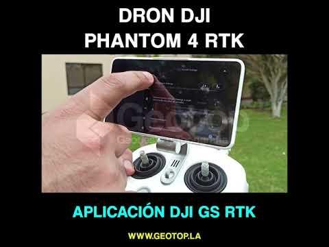 9 Aplicacion GS RTK
