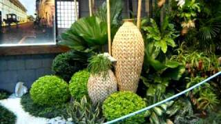 philippine orchid society exhibit in taipei int l flora expo 2011