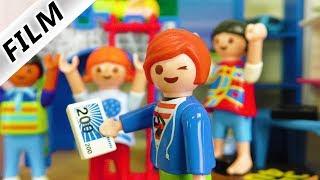 Playmobil Film Deutsch - JULIAN VERMIETET ZIMMER! ZIEHT ER AUS DER LUXUSVILLA AUS? Familie Vogel