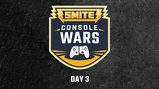 Smite Console Wars @ Dreamhack 2018: Astral Authority vs. Flash Point (Game 1)