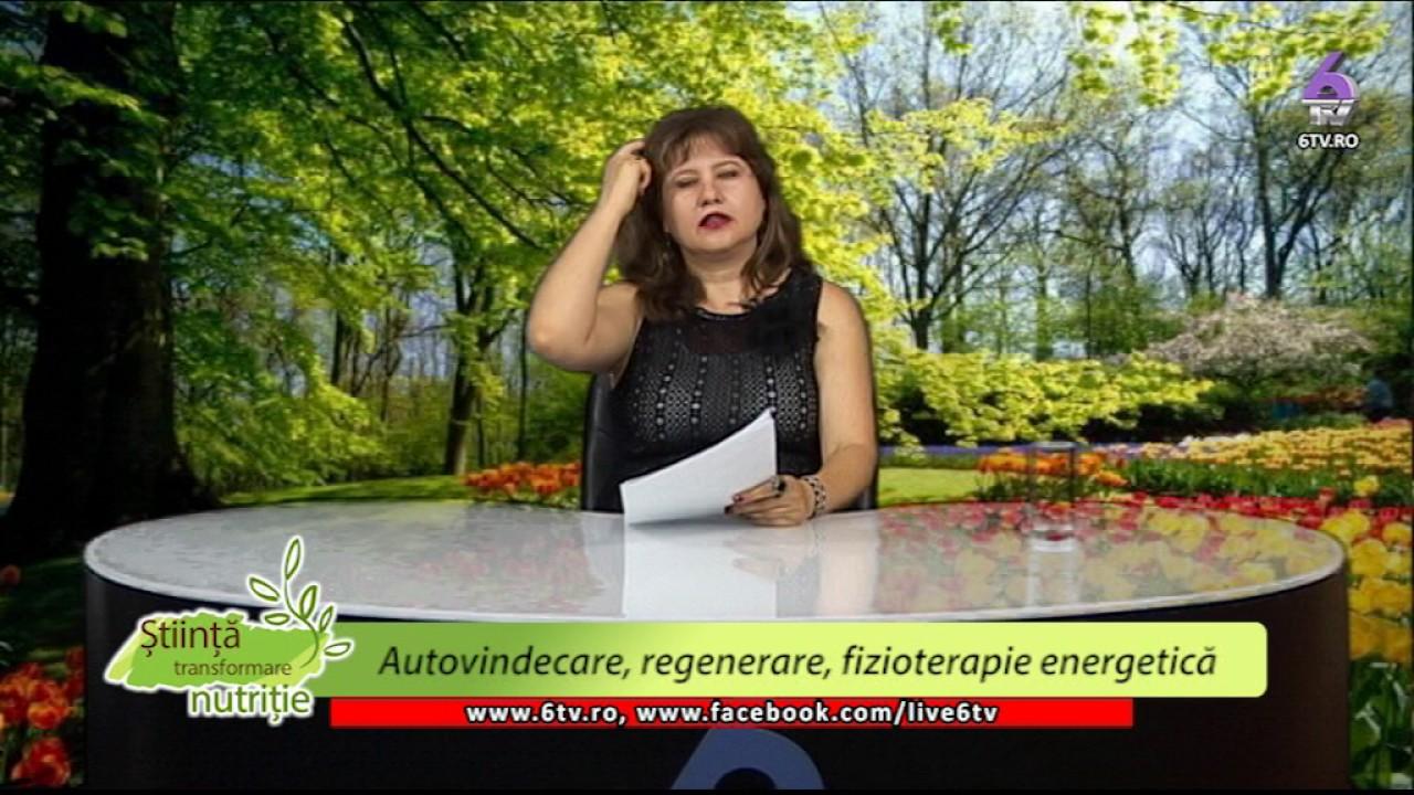 STIINTA, TRANSFORMARE  NUTRITIE  2017 07 31 -Simona Ionita-Autovindecarea, fizioterapie energetica