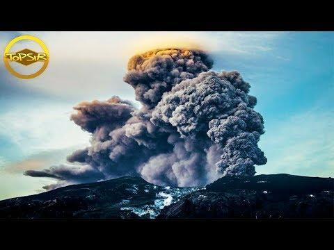 10 ภูเขาไฟสุดอันตรายที่ทำลายล้างโลกได้ในชั่วพริบตา (รอดยาก)