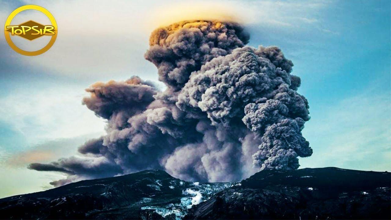 10 ภูเขาไฟสุดอันตรายที่ทำลายล้างโลกได้ใน****พริบตา (รอดยาก)