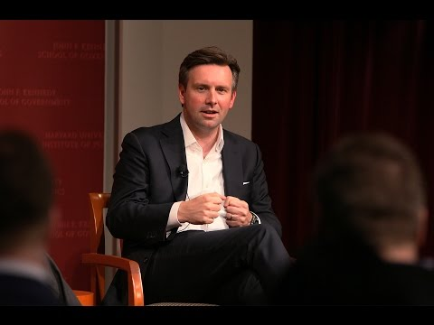 Josh Earnest in Conversation