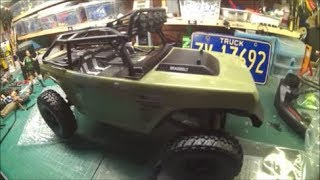 Tiny RC Truck Fun Day! Off-Road Adventure Time With The
