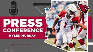 "Kyler on Edmonds: ""He stepped up to the plate today"" 