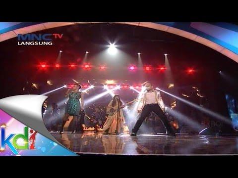 "Eka Deli - Regina Idol - Winda Idol - Novi Ayla "" Tua Tua Keladi "" KDI Star (28/8)"