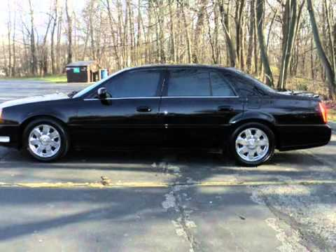2003 cadillac deville 4dr sdn dts lombard illinois. Black Bedroom Furniture Sets. Home Design Ideas