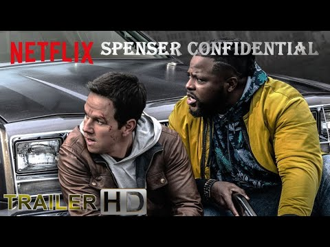 Spenser Confidential Official Trailer 2020 Mark Wahlberg Netflix Movie Hd Youtube