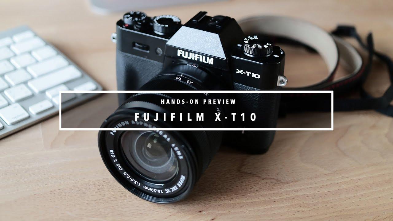 EP38 Fujifilm X T10