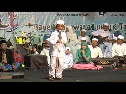 Wildan Mubaligh Cilik Muhammadiyah