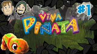 Stumpt Ash & Price Play - Viva Pinata - #1 - Quest to Dragonache (Lets Play PC Gameplay)