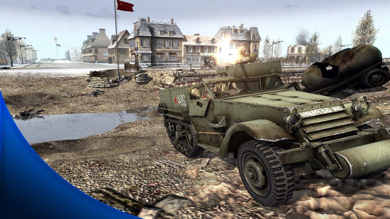 Battle of Konigsberg - Soviet Campaign - Men of War Assault Squad 2