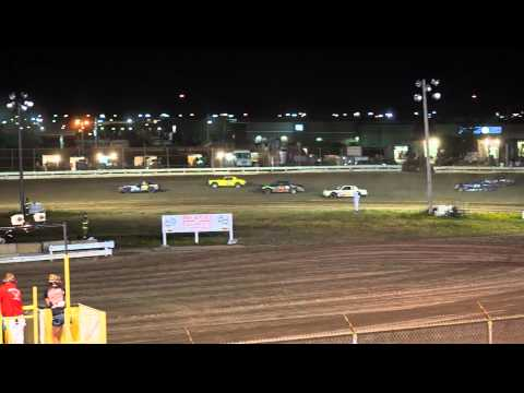 EWSC Racing Street Stock Feature 7/13/2012