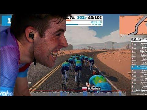 Yorkshire Grand Prix Race - Sprint or Breakaway?
