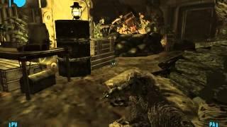 Fallout NV AWOP - Reimann Bunker Key