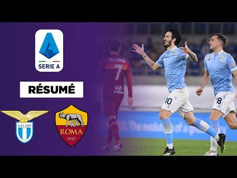 🇮🇹 Résumé - Serie A  La Lazio écrase la Roma !