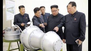 ULTIMA HORA 03/09/2017: Corea del Norte realiza TEST NUCLEAR con bomba de hidrógeno