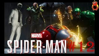 Spider-Man Gameplay 12 Breakthrough, Reflection & Out of the Frying Pan…