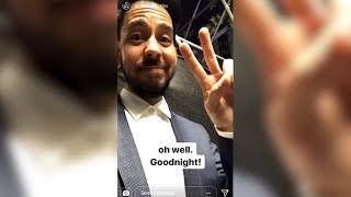 Did Linkin Park Get Kicked Out of AMA's After Accepting Award?