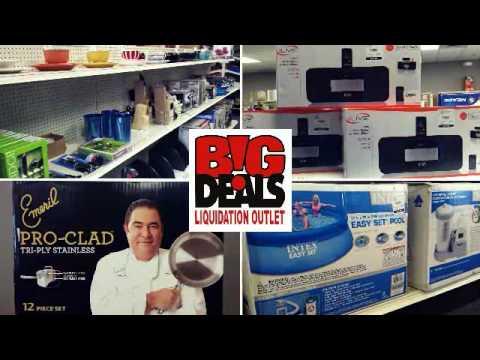 Big Deals Liquidation Outlet TV Commercial