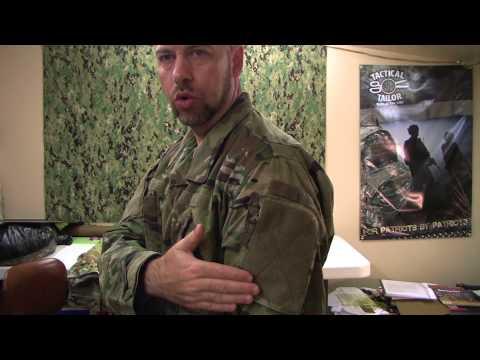 OCP2/Scorpion Pattern Uniform.