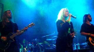 Leaves' Eyes - Etain (live Z7 Pratteln 08/05/11)
