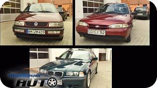 Gebrauchtwagencheck : Mittelklasse: Passat, Mondeo, 328i - Abenteuer Auto
