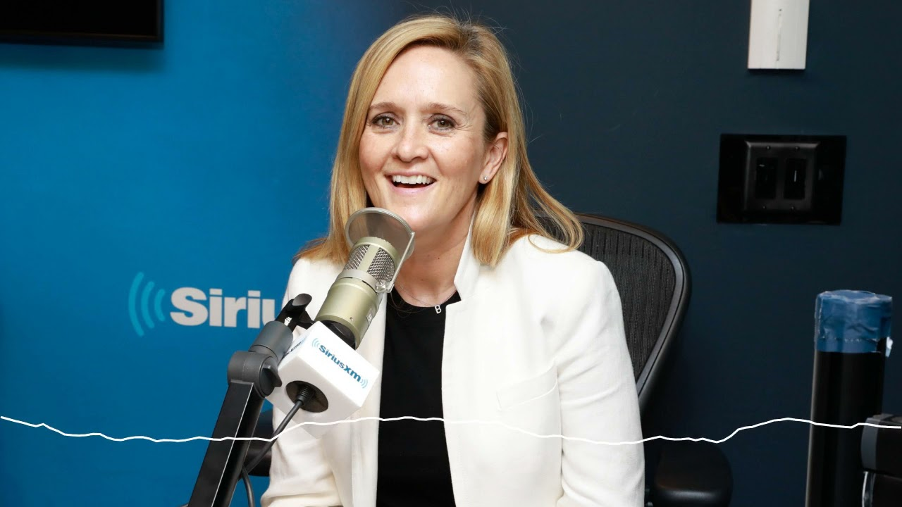 Samantha Bee on Covering President Biden vs. President Trump