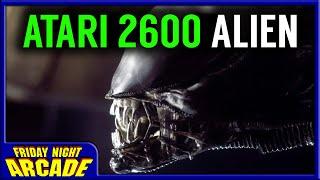 Alien - Atari 2600 | Friday Night Arcade
