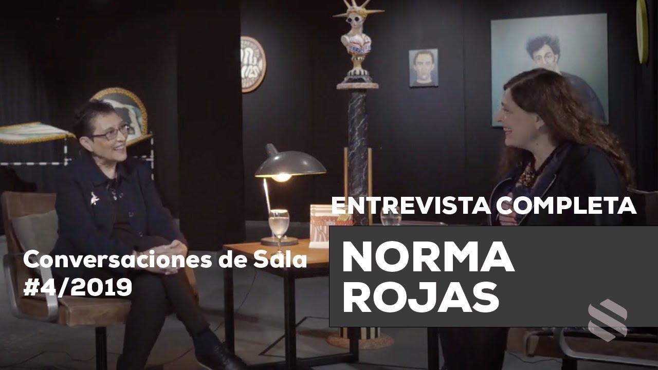 Conversaciones de Sala #4/2019 - Norma Rojas