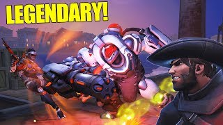 How To Beat LEGENDARY Retribution! [Overwatch]