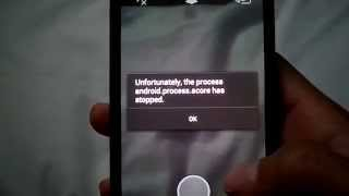 HOW to FIX - Process.android.acore has stopped error 2016